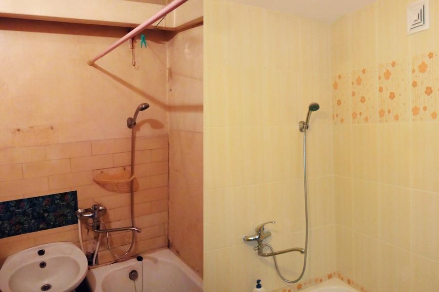 Remonts, vanna, duša, pods, izlietne. Kvalitatīvs remonts. Flīzēšana.