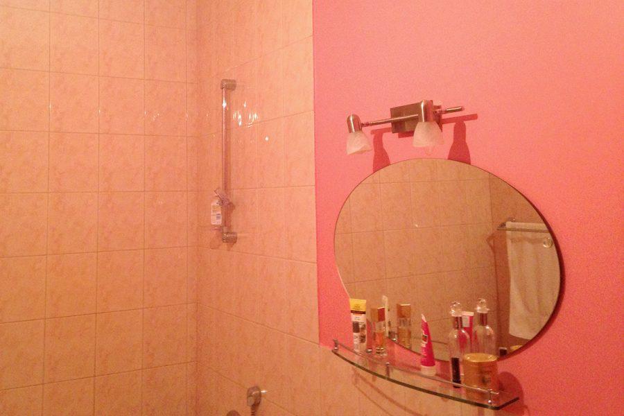 Vannas istaba, santehnikas darbi, krāsošana, flīzēšana